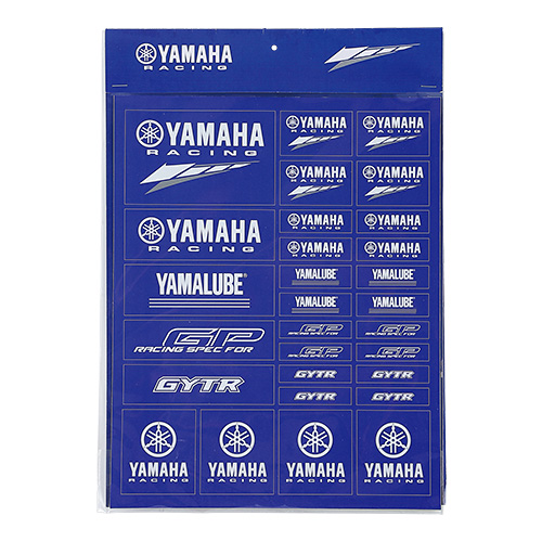 YRH04 Racing sticker set