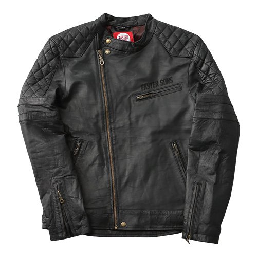FS01 Sheep Leather Jacket