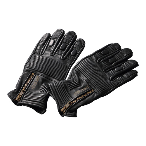 FS04 Vintage Leather Gloves