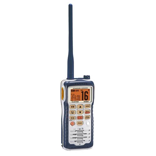 国際VHF無線機 HX851JL ブルーウェーブGPS