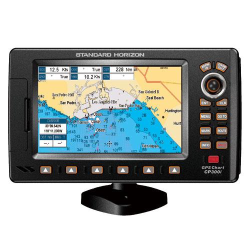 CP300i GPSチャートプロッター
