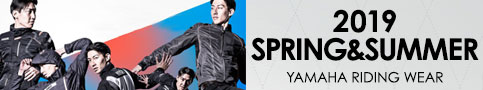 2016 SPRING & SUMMER YAMAHA RIDING WEAR